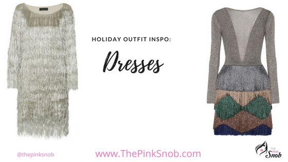 Holiday Outfit Inspo- Dresses