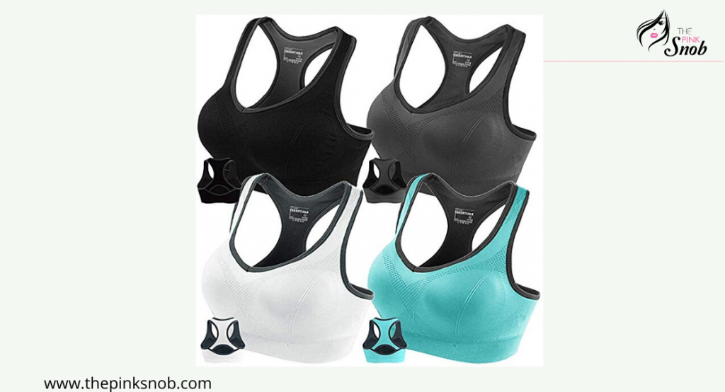I ordered the top-rated sports bra on Amazon, and well…